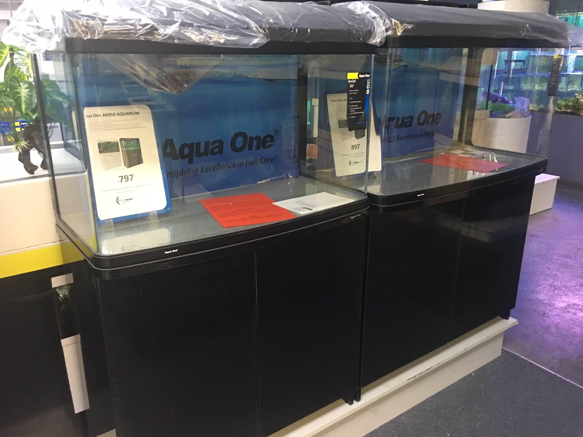 Aqua One Tropical Fish Tank