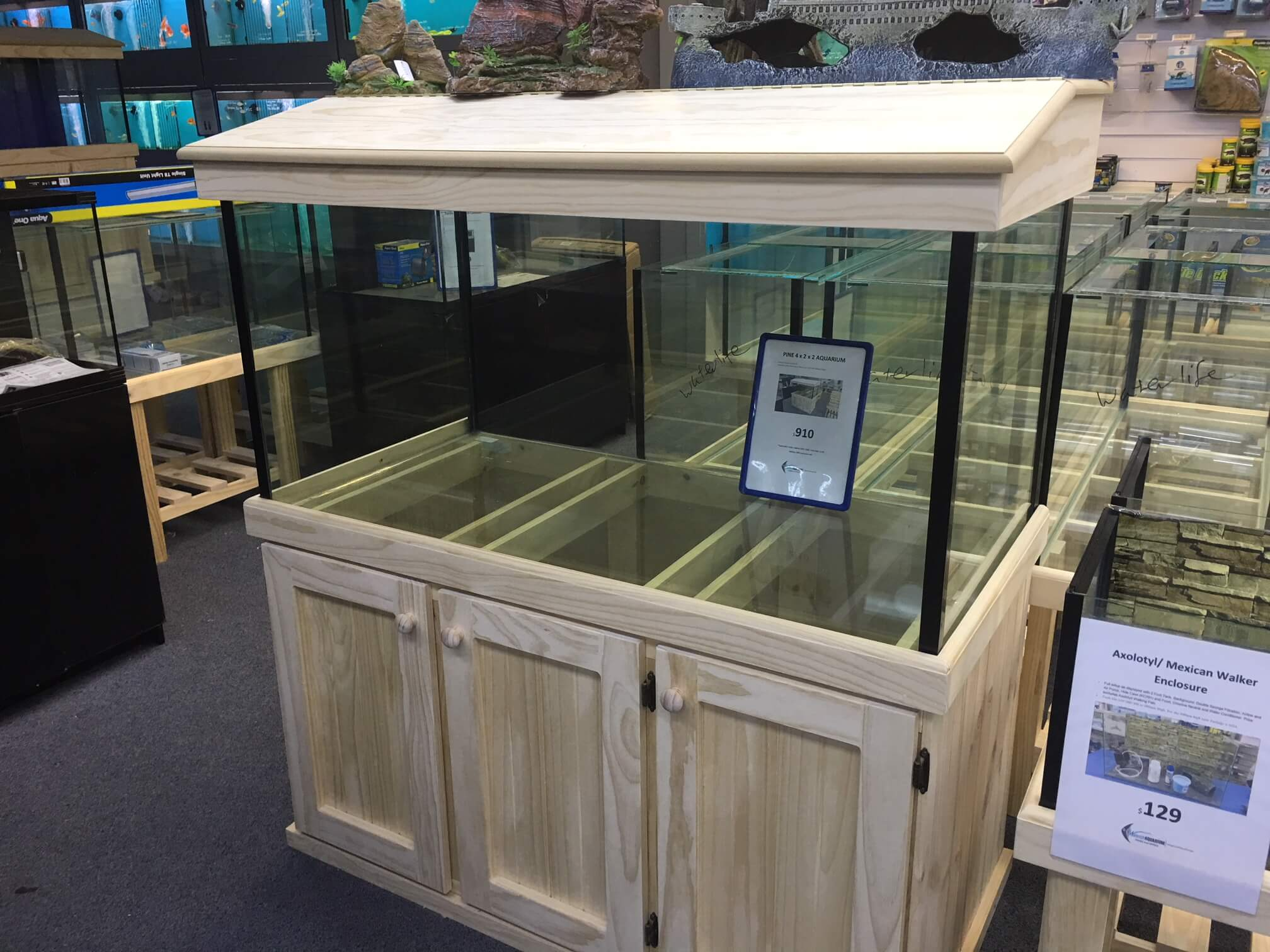Fish Tank Cabinets Melbourne | Mail Cabinet