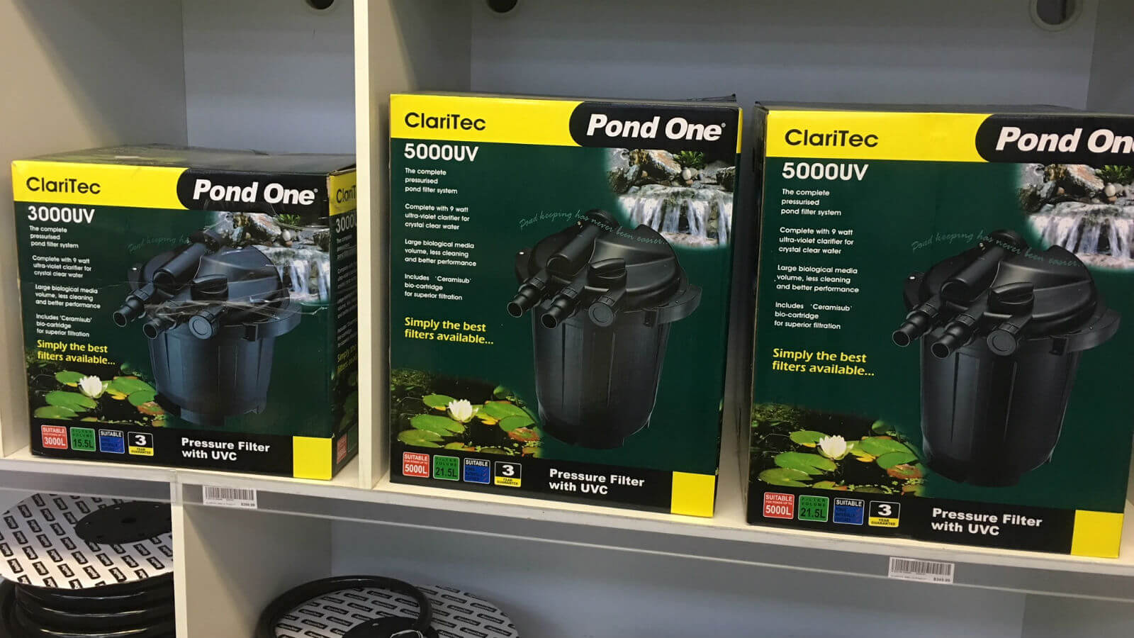 Pond Pump Claritec-1600x900