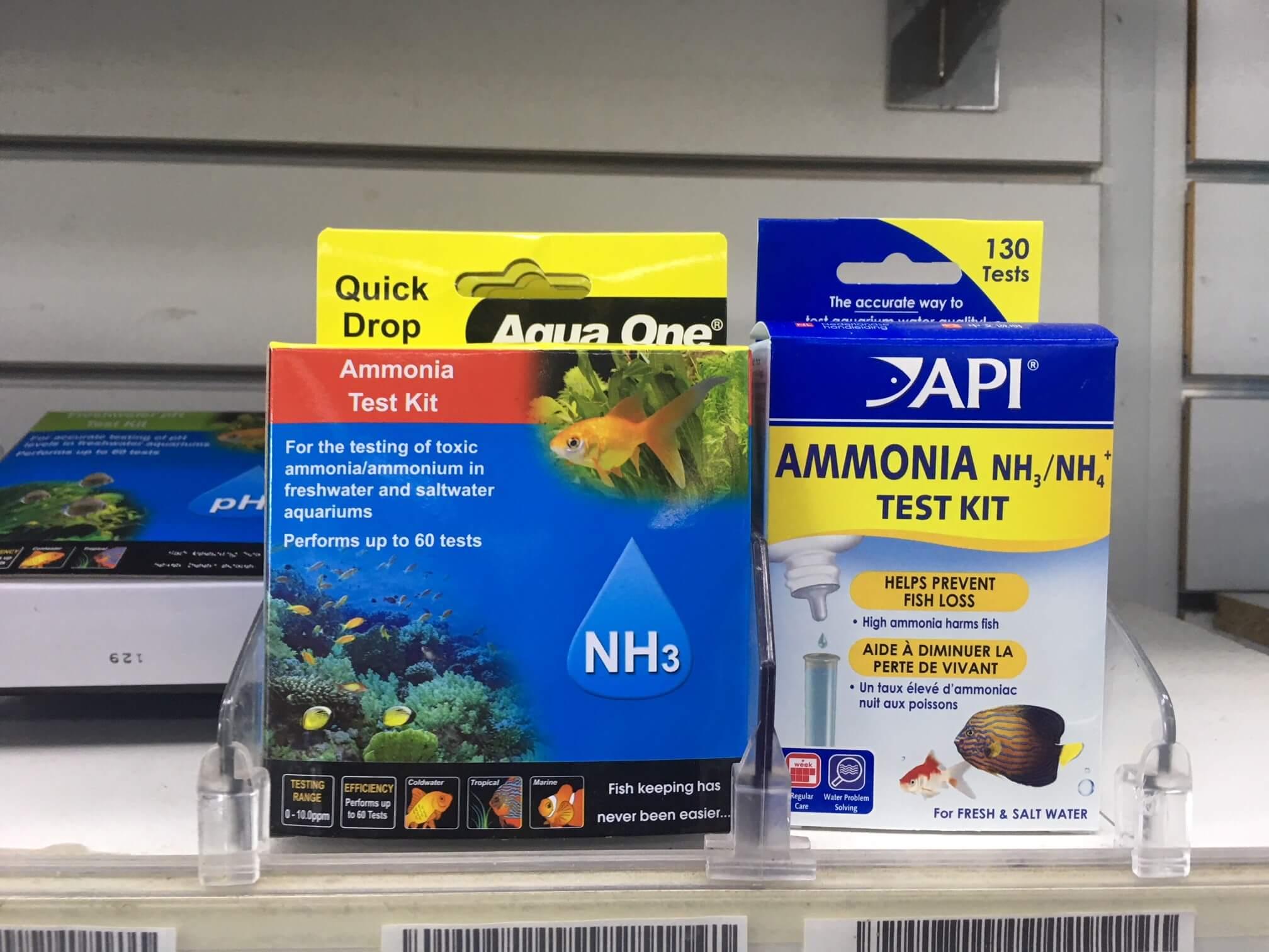 Aquarium Water Test Kits Melbourne | pH Test Kit