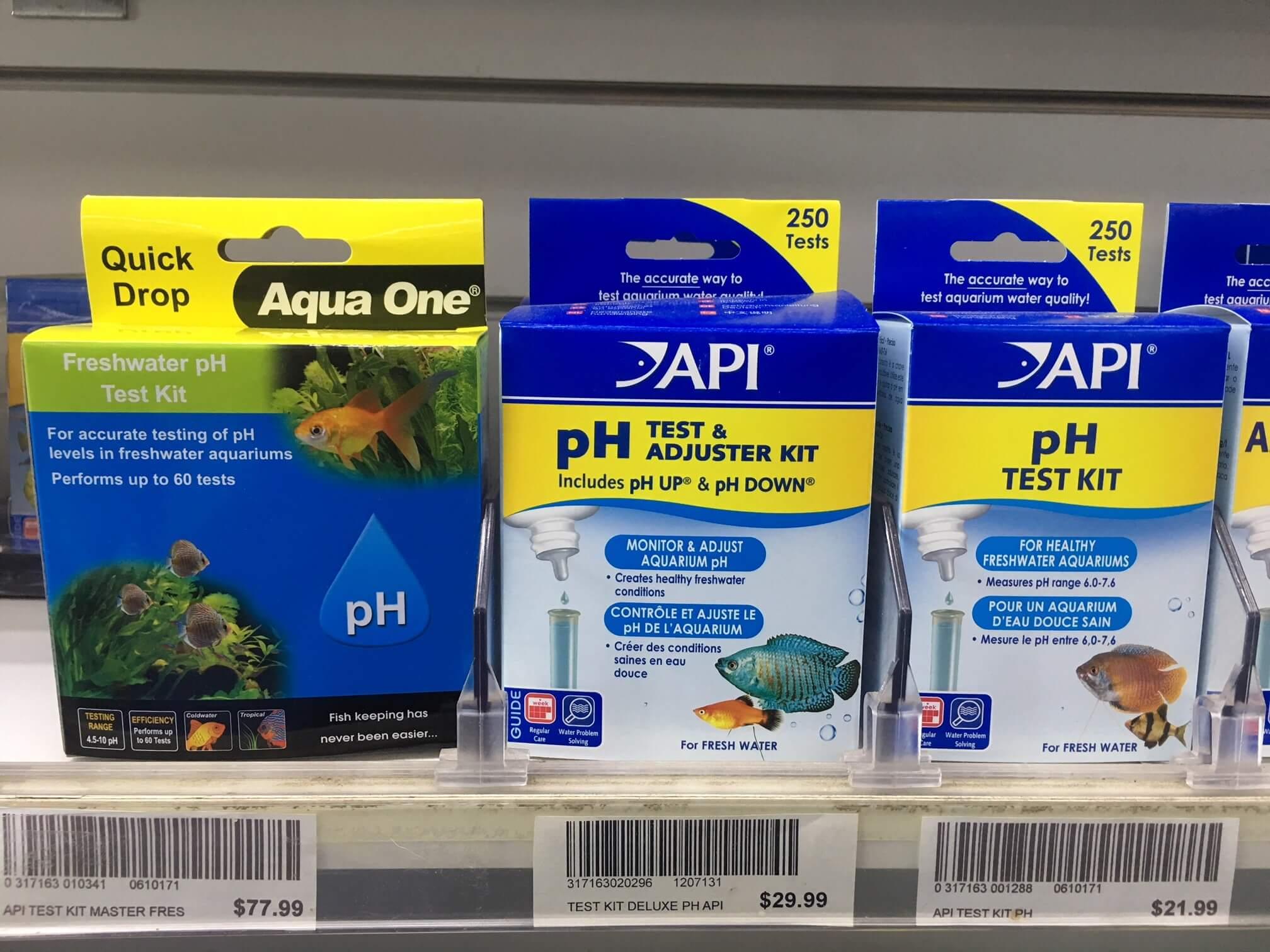 Aquarium Test Kits Melbourne | pH Test Kit